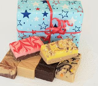 JUST FOR HIM 6 PIECE FUDGE PACK